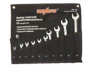 OMT10S Набор комбинированных ключей 8-24 мм OMBRA, 10 предметов