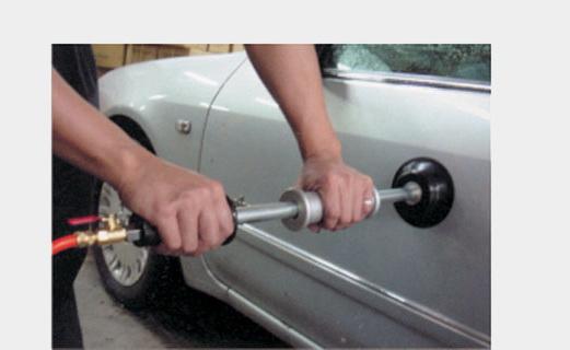 Обратный молоток своими руками для кузовного ремонта
