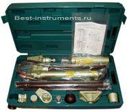 AE010010 Набор гидроинструмента 10т односкоростной Jonnesway, 18 предметов